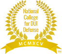 Nat college for DUI Defense